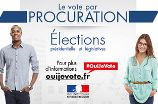 Comment voter en cas d'absence ?